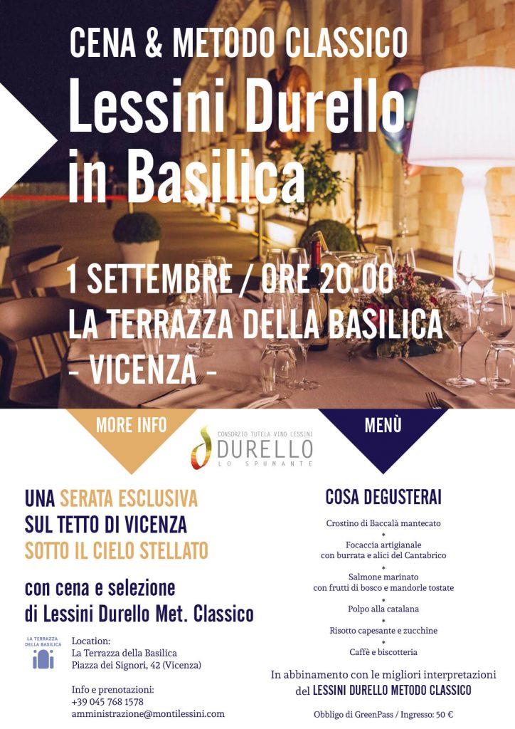 Locandina Durello in Basilica 1 sett