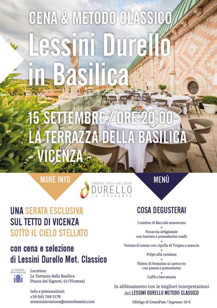 Durello in Basilica 15 sett